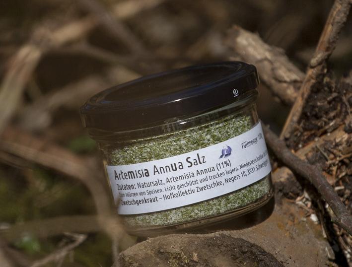 Artemisia Annua Salz